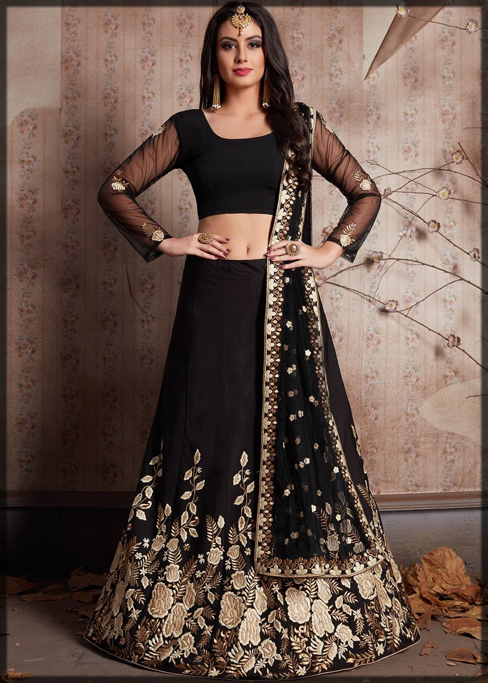 beautiful wedding lehenga designs