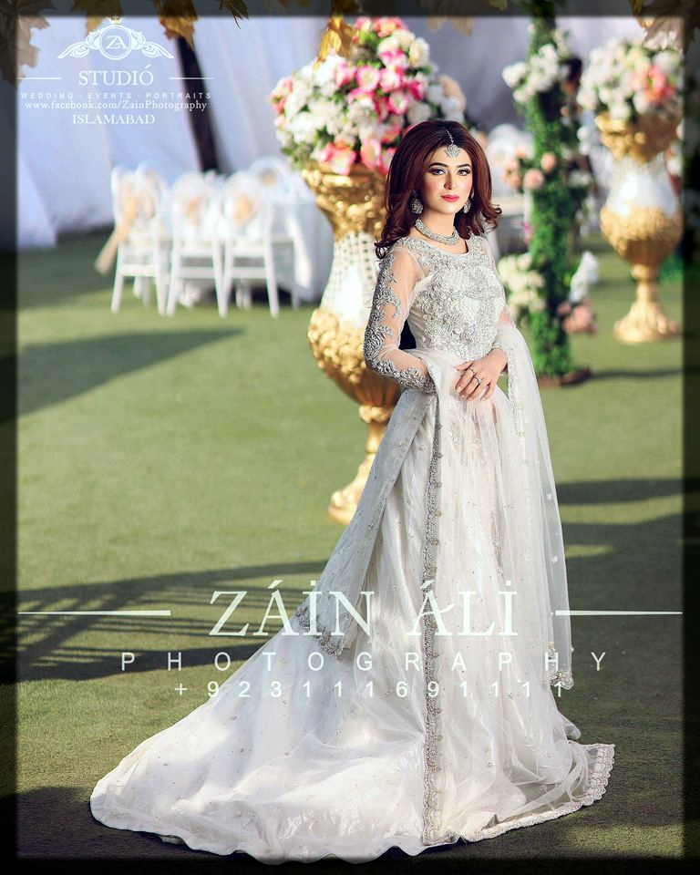 pakistani bridal shower dresses