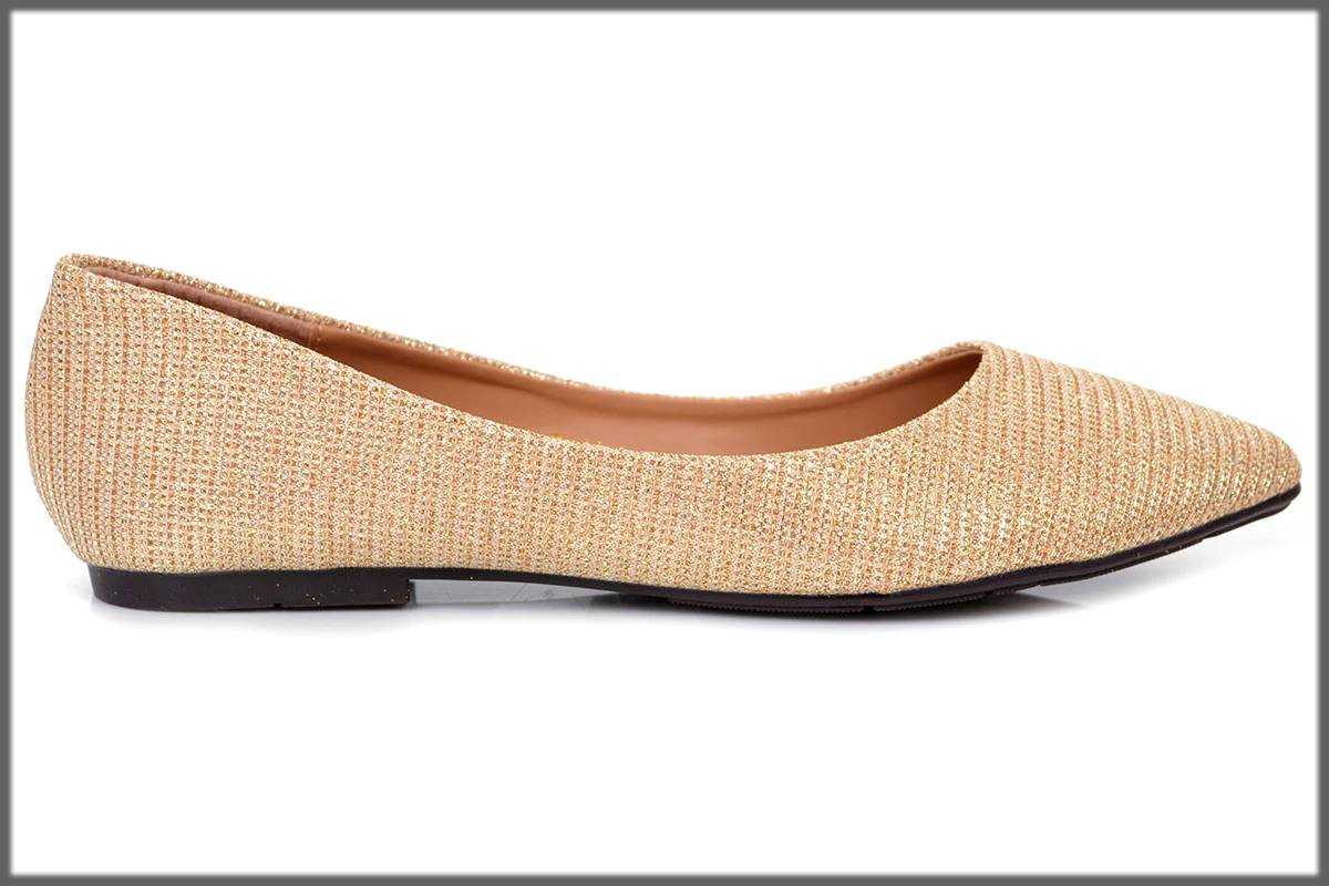 off-white formal pumps - metro shoes for girls