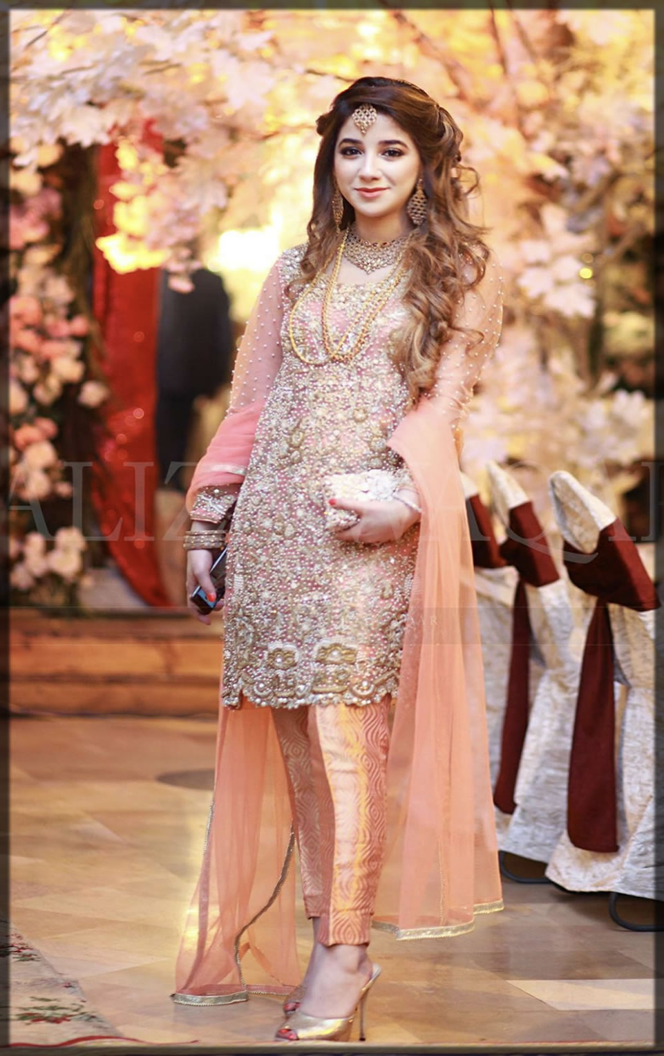 wedding guest dresses for walima