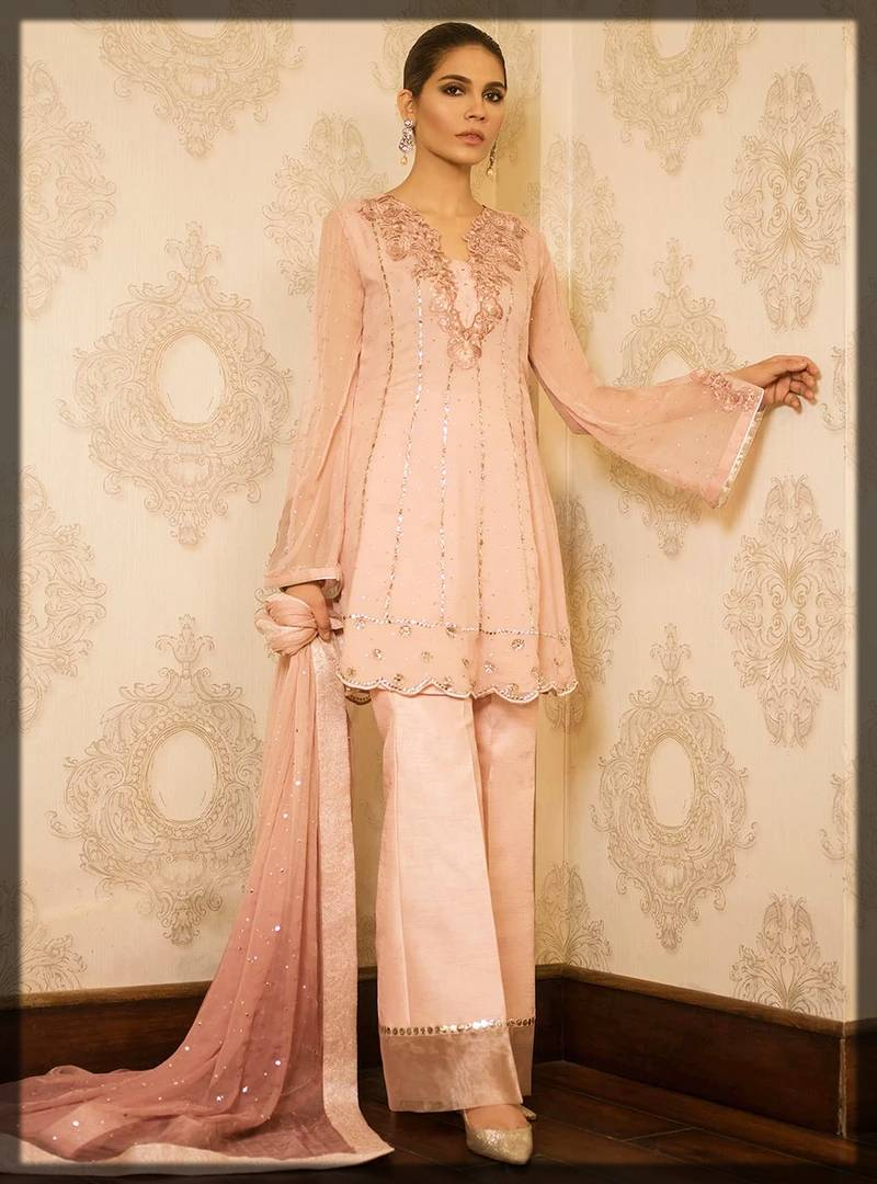zainab chottani formal dresses collection for girls