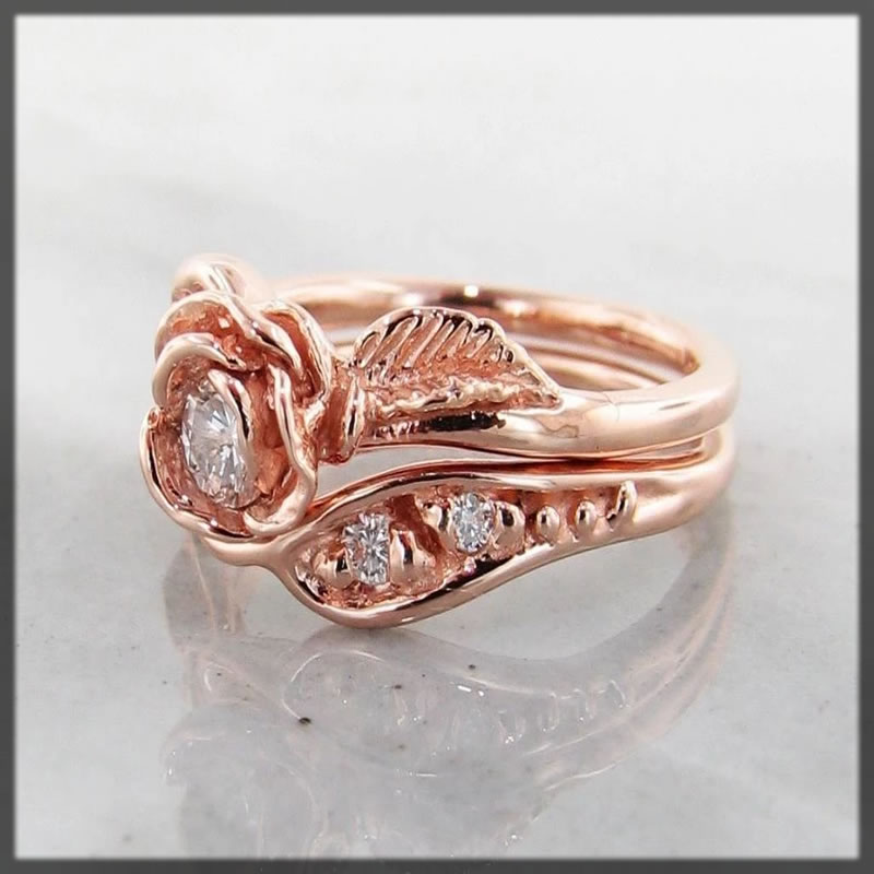 wedding rings collection for women