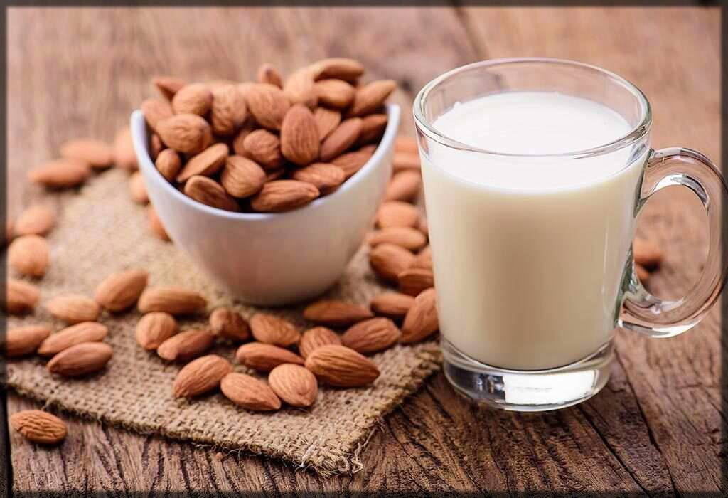 almond and milk mask - homemade fairness tips for oily skin