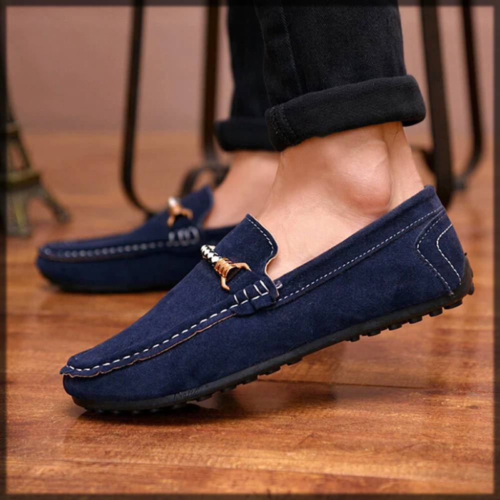 casual loafers for men - winter wear collection