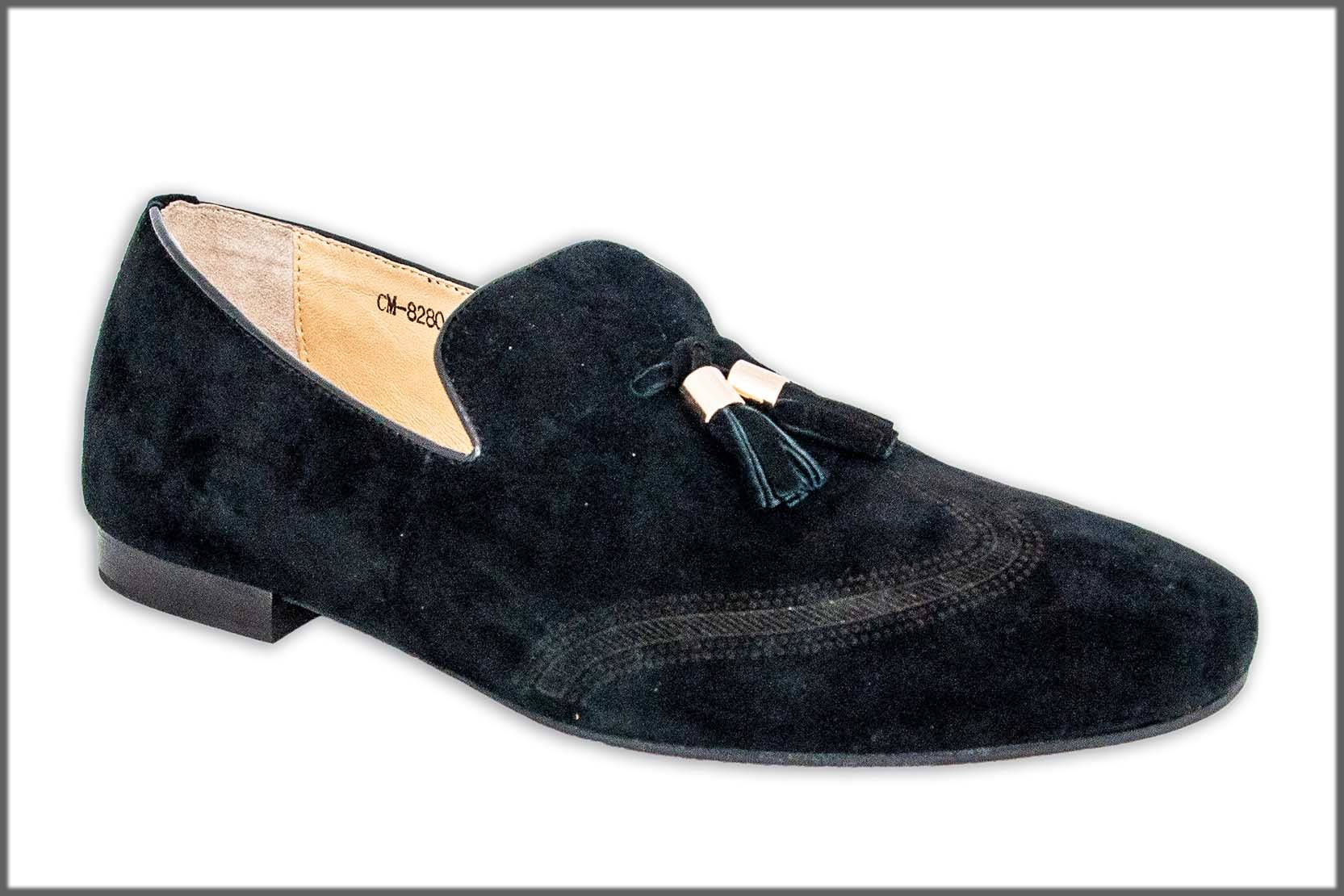 decent loafers with tassel allurement