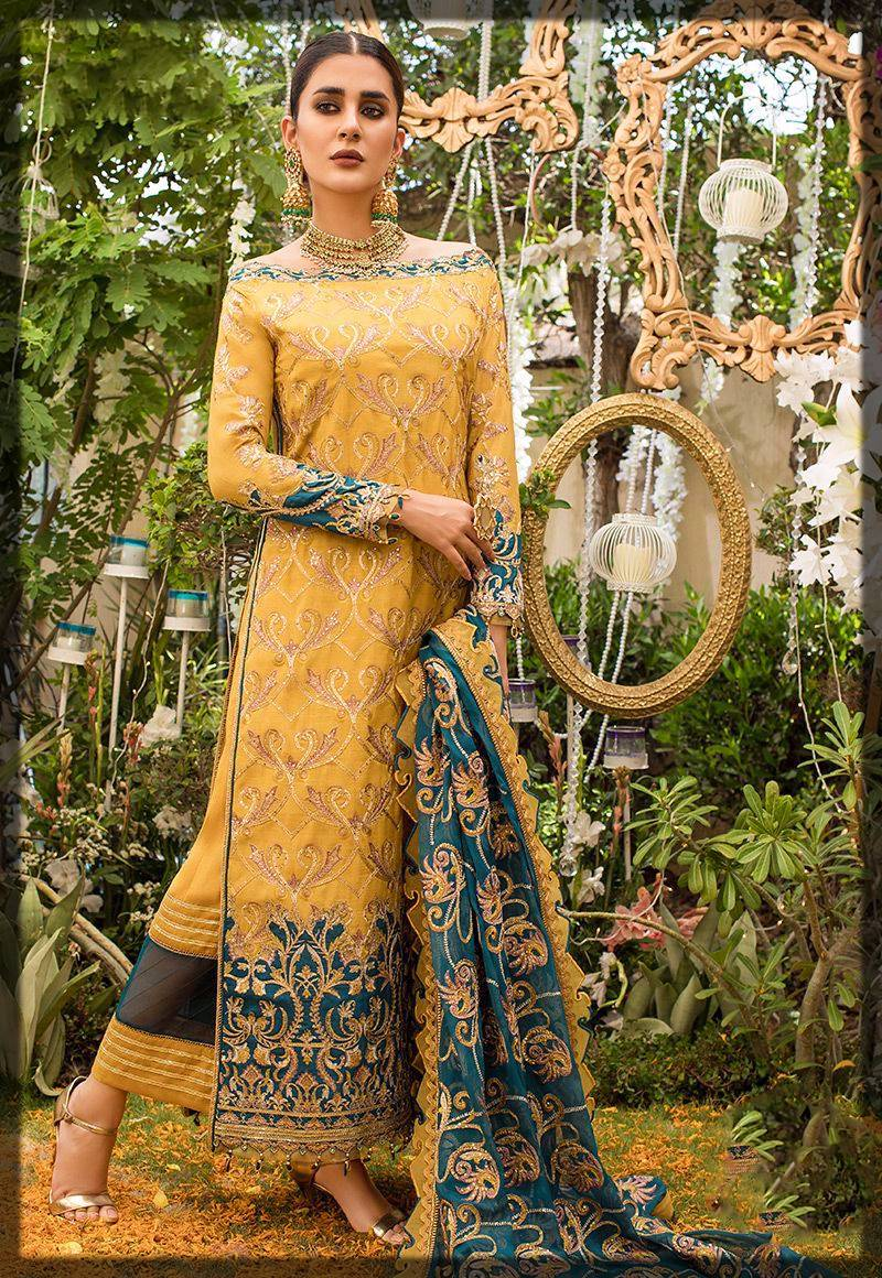 latest Asim Jofa winter collection for parties and gatherings
