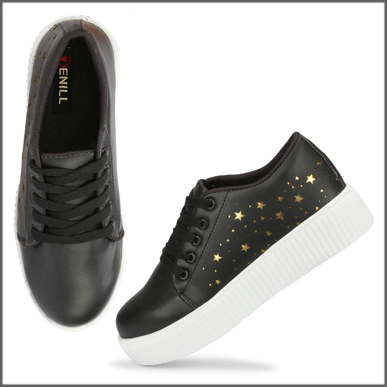 lovely sneakers for ladies