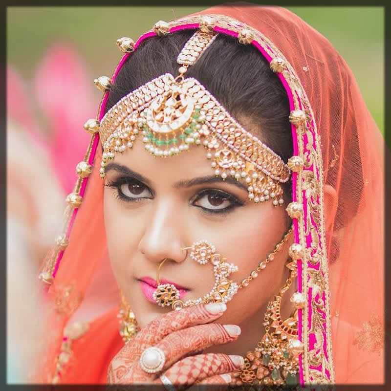 nose rings for brides