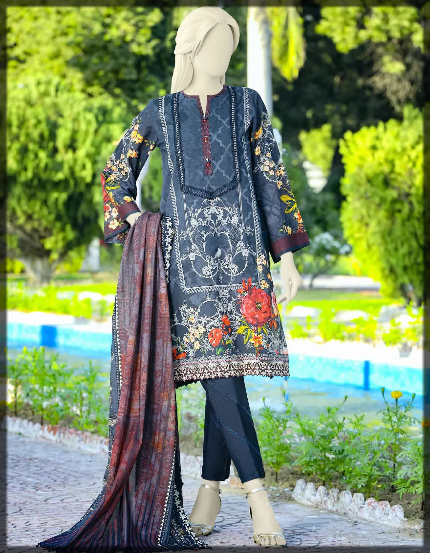 Unstitched 2 PC collection